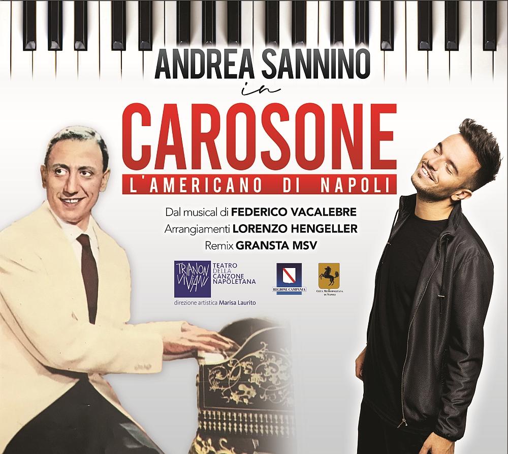 Andrea Sannino canta Renato Carosone