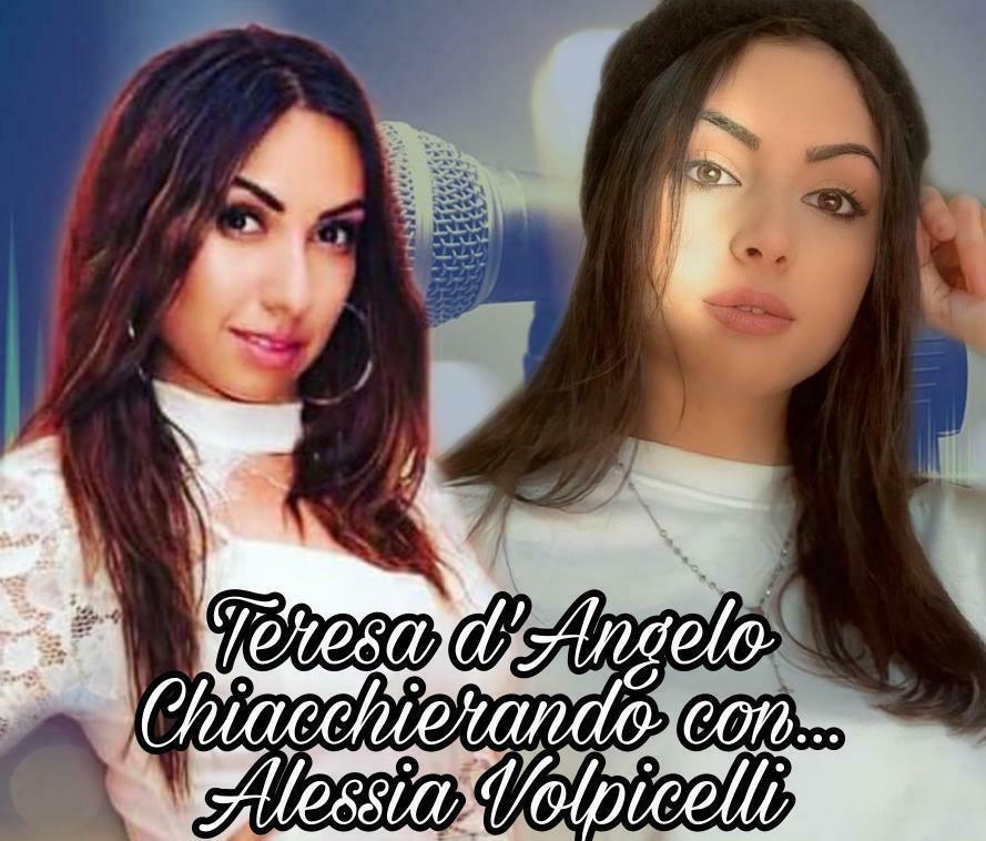 Tète-à-tète con la cantante Alessia Volpicelli: tra sogni e passione