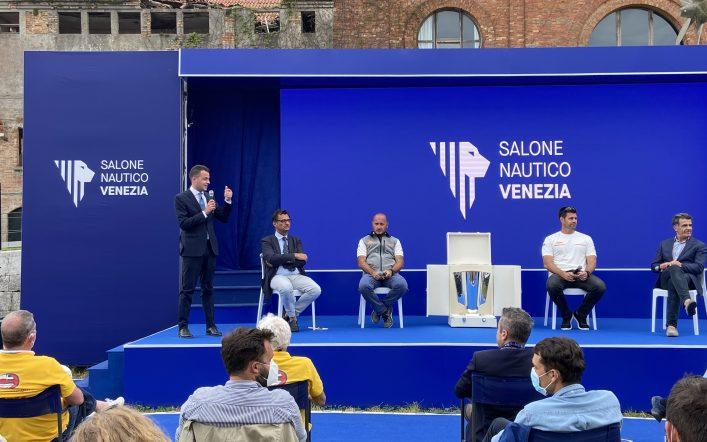"""Talk show """"Luna Rossa e il Moro di Venezia, le grandi avventure italiane in Coppa America"""""""