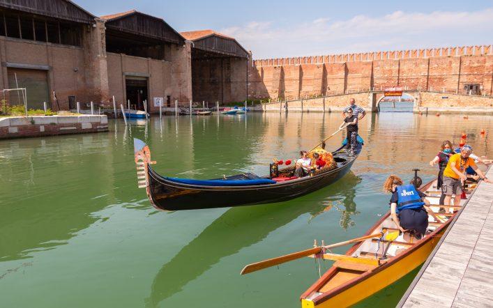 Salone Nautico Venezia e bambini: tutte le attività per i piccoli visitatori
