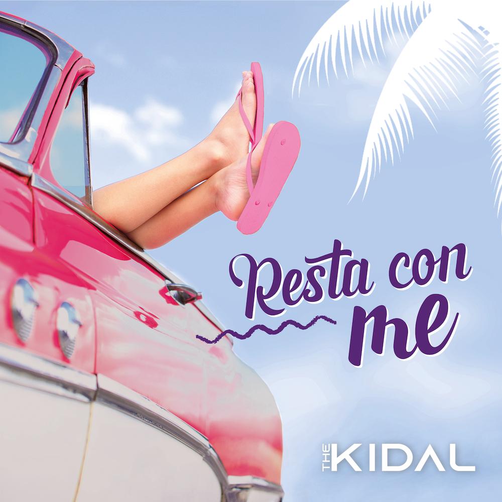"""Il nuovo singolo della band THE KIDAL: """"Resta con me"""""""