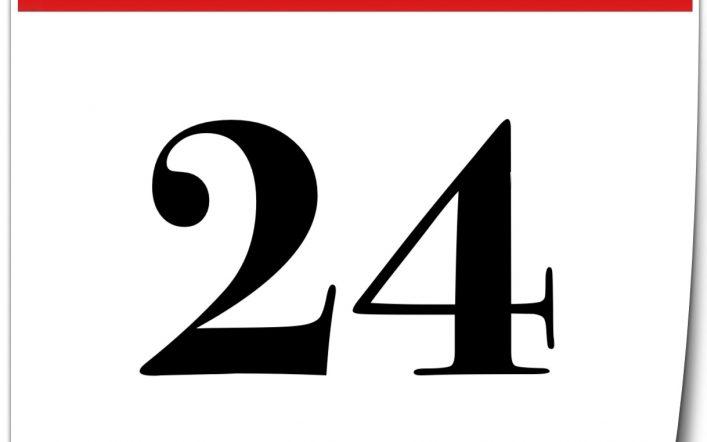 """Che cosa accade oggi: """"24 Giugno 2021"""""""