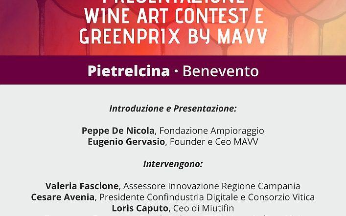 """Wine Art Contest"" e ""GreenPrix"" in mostra al Jazz'Inn"