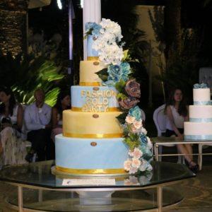 En plein successo per la nona edizione del Fashion Gold Party Wedding