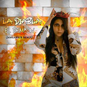 """""""El dembow """" è il nuovo singolo della Diabla"""