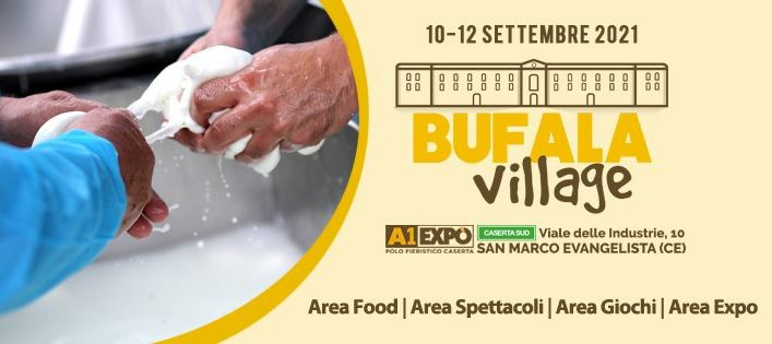 """Ritorna la festa della Bufala con """"Bufala Village"""""""