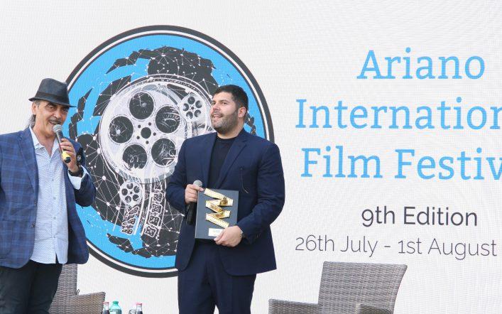 Strepitoso successo dell'Ariano International Film Festival