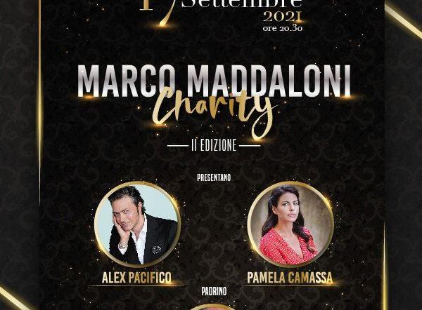 """Ritorna l'evento benefico """"Marco Maddaloni Charity"""""""